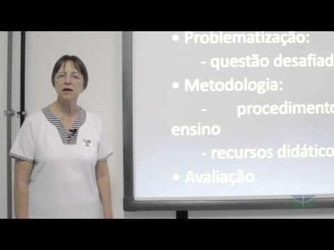 Видео Relatório de estágio observação e regência