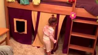 Принцесса София играет в прятки) Играем в прятки