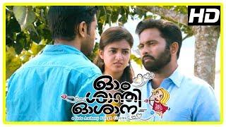 Ohm Shanthi Oshaana Movie Scenes | Nivin realise Aju has eloped with his fiance | Nazriya