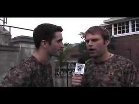 Greg Bice Interviews