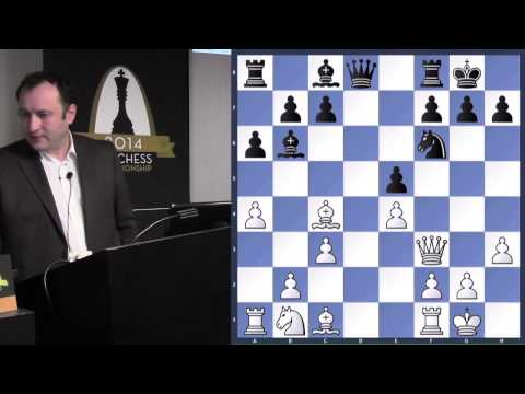 Lecture with GM Konstantin Landa (Improving the Position of your Pieces | Part 1) - 2014.04.24