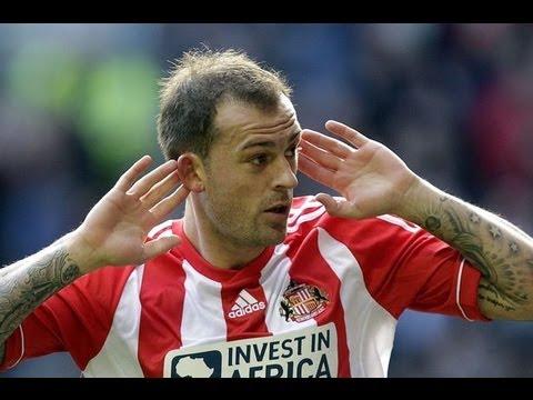 Steven Fletcher Goals - Sunderland - 12/13
