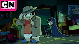 Cat Trap | Victor & Valentino | Cartoon Network