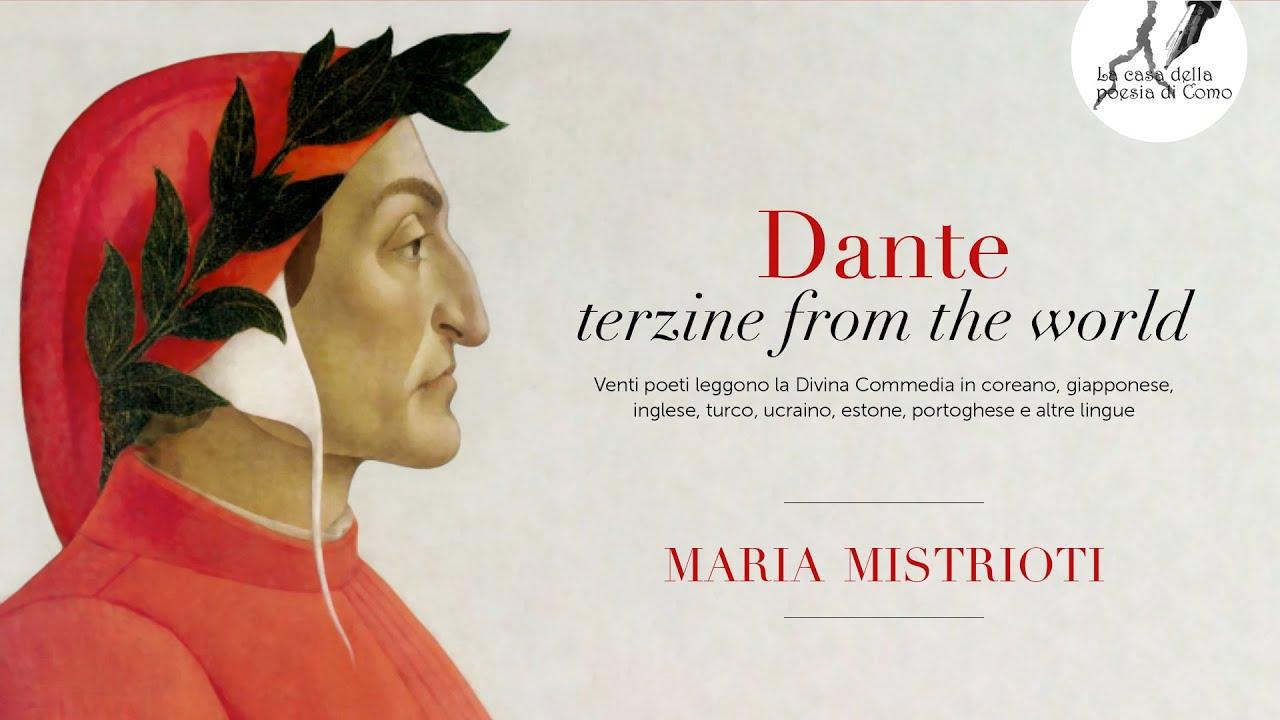 Maria Mistrioti | Canto XIII, Purgatorio