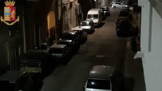 Video arresto Squadra Mobile