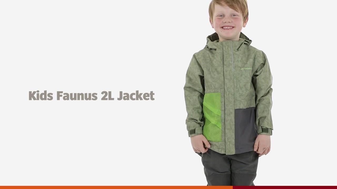 VauDe Kids Escape Padded Jacket