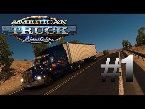 Видео Американ трак симулятор как играть онлайн