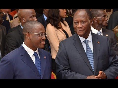 Dernier discours de Soro a l'Assemblée nationale Ivoirienne