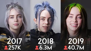 Billie Eilish Same Interview The Third Year  Vanity Fair