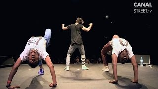 Dance performance Show E4E Crew - I Love This Dance 2012