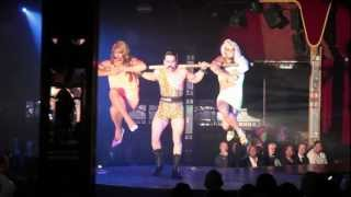 Briefs: all male, all vaudeville, all trash