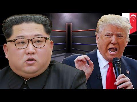 Trump-Kim summit to be held in Singapore in June - TomoNews