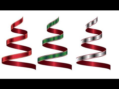 cintas ribbons tutorial adobe illustrator funnycat tv
