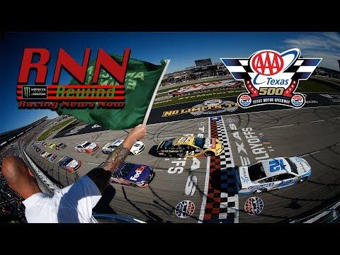 AAA Texas 500 @ Texas Motor Speedway | MENCS Rewind Show
