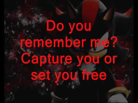 Crush 40 - I Am All Of Me + Lyrics (Shadow The Hedgehog Theme Song)