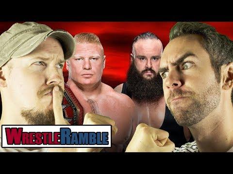 WWE No Mercy Predictions! Roman Reigns vs. John Cena! | WrestleRamble