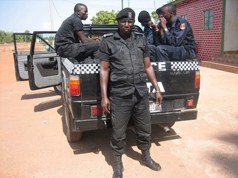 Curruption in the Blood of Gambia Police Forces Exposed