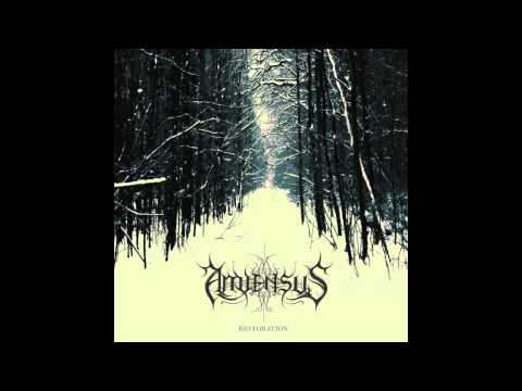 Клип Amiensus - Become the Fear