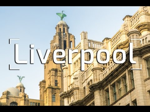 PERFECT DAY IN LIVERPOOL ENGLAND