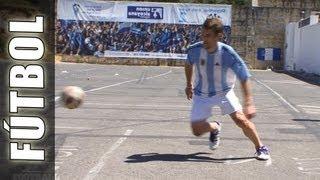 C.Ronaldo doble toque - Tecnicas de futbol