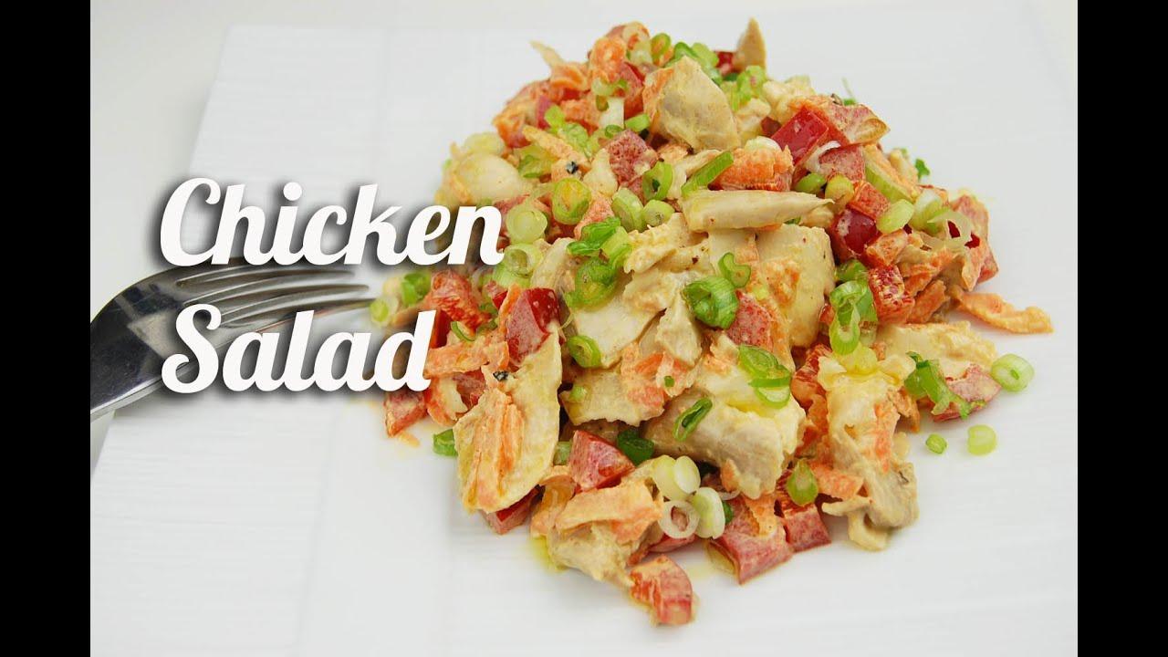 Chicken Salad Recipe Nigeria