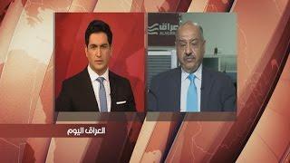 مناقشة آخر التطورات السياسية مع رئيس المجموعة العراقية للدراسات واثق الهاشمي من بغداد