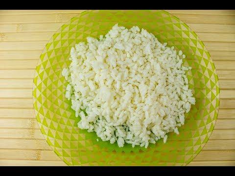 Рассыпчатый рис в скороварке мультиварке