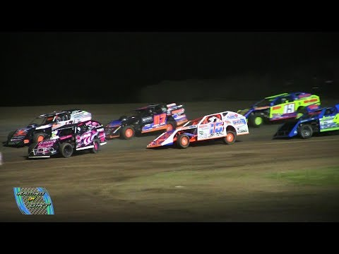 UMP Modified Feature 8-27-17 Merritt Speedway