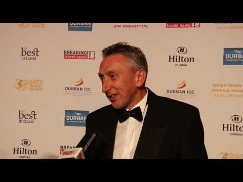 Markus Fritz, general manager, Hilton Durban