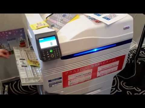 Пятицветный принтер OK  ES9542