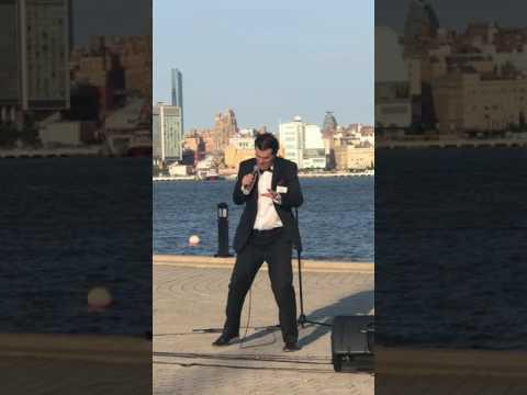 Serhat Kaner Frank Sinatra Park - Hoboken-NJ - Jun 2017