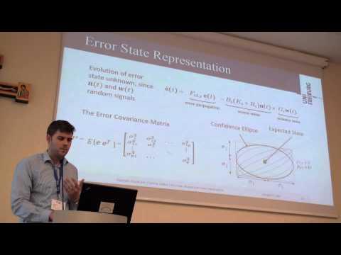 ICAPS 2013 - Johannes Löhr - Domain Predictive Control Under Uncertain Numerical State Information