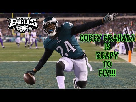 EAGLES BREAKING NEWS: Corey Graham Is Back!!! GREAT MOVE!!! Sign TE Gannon Sinclair!!!