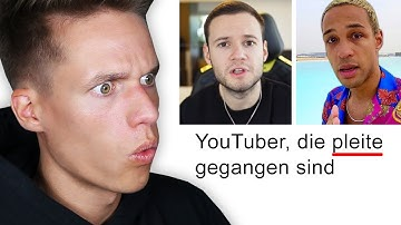 YouTuber, die PLEITE gegangen sind