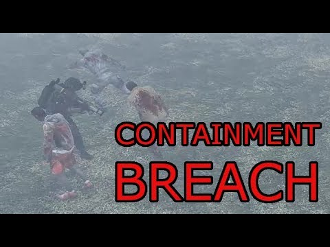 Zed Containment Breach: Arma 3 Zeus POV