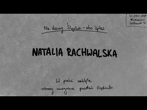 W pieśni zaklęte – obrazy muzyczne powstań śląskich – Nie damy Śląska oto śpiew – Natalia Rachwalska. #kulturawsieci 2020