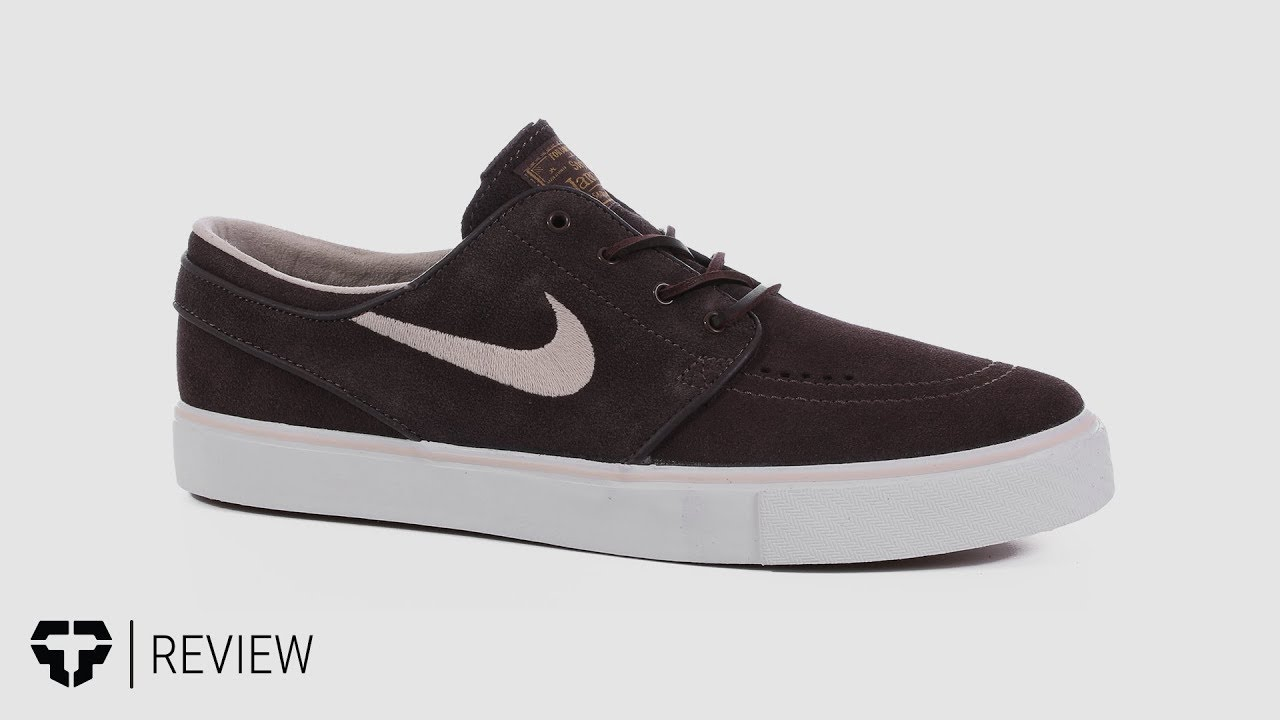 best loved 5a941 956f4 Nike SB Zoom Stefan Janoski OG Skate Shoes Review - Tactics.com ...