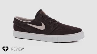 Nike SB Zoom Stefan Janoski OG Skate Shoes Review - Tactics.com