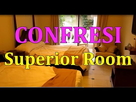 Cofresi Superior Room Tour Palm Beach Resort Hotel Puerto Plata Dominican Republic