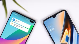 Galaxy S10 vs OnePlus 6T: Is Samsung losing ground? Video