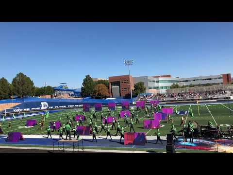 Provo High School marching band UMEA 2018