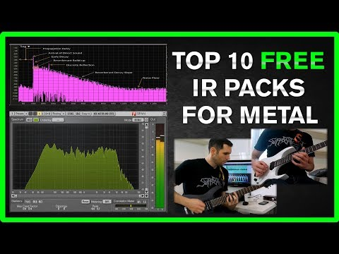 My top 10 free IR packs for metal   SevenString org