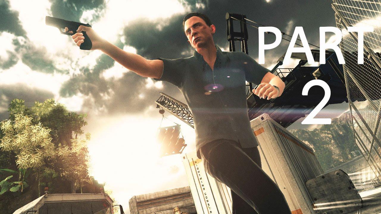 James Bond 007 Blood Stone Walkthrough Gameplay Mission 2