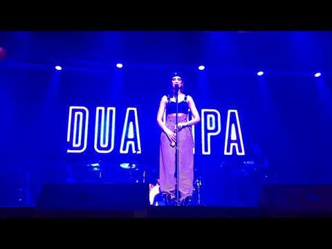 170811 Dua Lipa Live in Korea - No Goodbyes