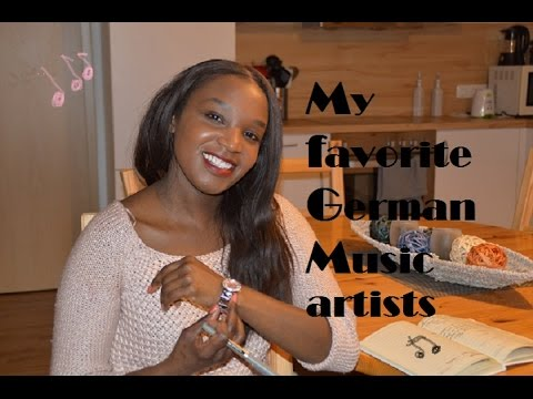 My favorite German musicians - YouTube