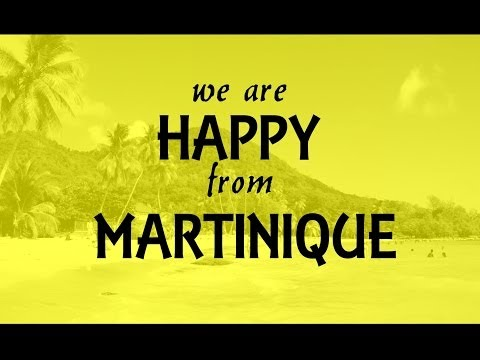 We Are Happy From Martinique [Official Music Video]