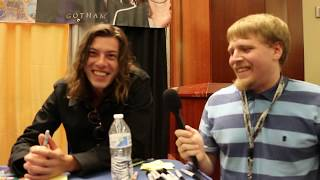benedict samuel interview from terrificon 2017