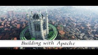 Building w/ Apache - Medieval House!