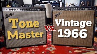 Does The Tone Master Super Reverb Sound Like A Vintage Super?