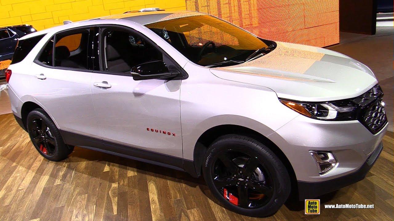 2017 Chevrolet Equinox Redline Edition - Exterior and ...